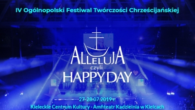 ALLELUJA czyli HAPPY DAY 2019