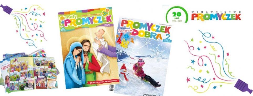 20 lat Wydawnictwa Promyczek