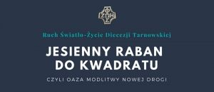 Oazowy Raban do kwadratu