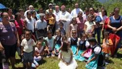 Bp Leszek Leszkiewicz z wizytą u tarnowskich misjonarzy w Peru [ZDJĘCIA]