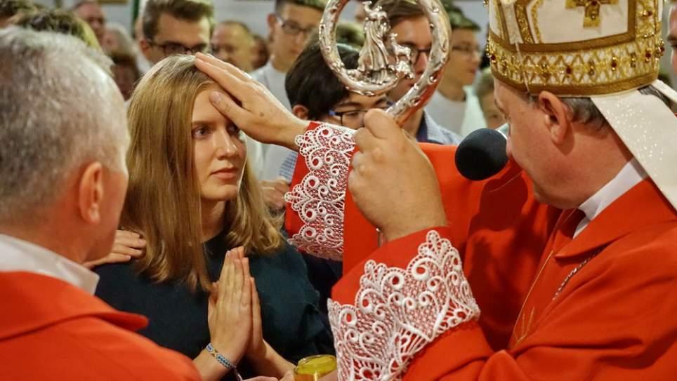 Komunikat w sprawie udzielania sakramentu bierzmowania [14.05.2020]