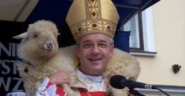 10.rocznica święceń biskupich księdza biskupa Wiesława Lechowicza