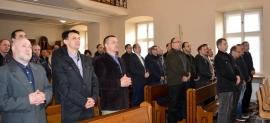Rozpoczął się kurs dla nadzwyczajnych szafarzy Komunii św.