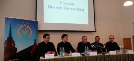 Poznaliśmy logo V Synodu Diecezji Tarnowskiej