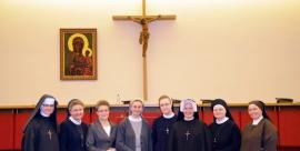 Siostra Maksymilla Pliszka, przewodniczącą Zarządu Konferencji Wyższych Przełożonych Żeńskich Zgromadzeń Zakonnych
