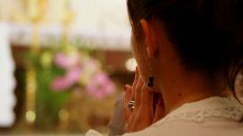 Młodzi modlą się za synod