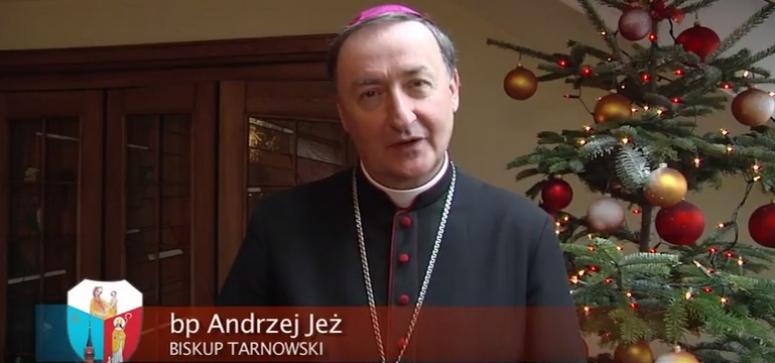 Życzenia Biskupa Tarnowskiego