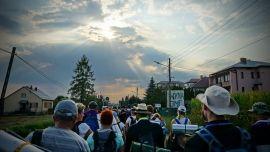 Czwarty dzień Pieszej Pielgrzymki Tarnowskiej - HOMILIA, ZDJĘCIA
