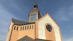 Kościół św. Jana Pawła II będzie poświęcony