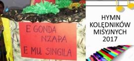 Konkurs na hymn Kolędników Misyjnych 2017
