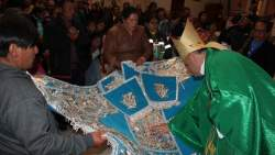 Biskup Leszek Leszkiewicz kontynuuje wizytę w Peru