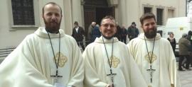 Misyjne Krzyże już wręczone - tarnowscy misjonarze w Gnieźnie